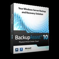Backup Assist 10 Box shot
