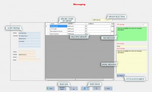 RosterManager2 screenshot 2, roster management