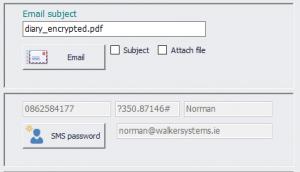 DocuManager1 screenshot 2, Document management software
